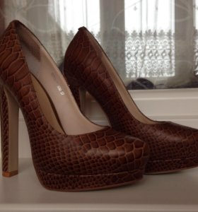 Туфли размер 37 натуральная кожа