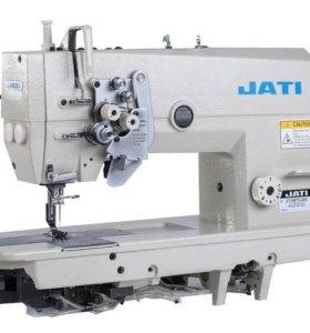 Двухигольная швейная машина JATI JT- 6845-005