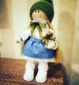 Интерьерная кукла в ассортименте и на заказ