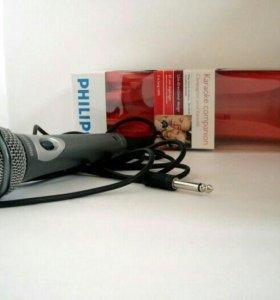 Микрофон караоке .Новый!!!