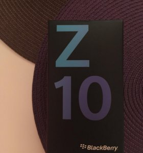 Смартфон Blackberry Z10
