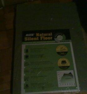 Подложка под напольные покрытия Rico 4 мм. 2 шт