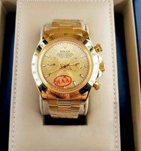 Стильные часы Rolex Daytona + ПОДАРОК до 20.03
