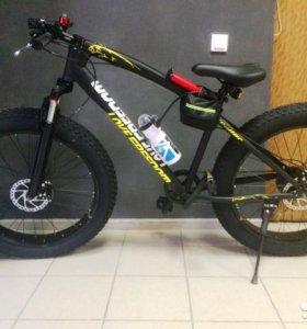Новые Велосипеды Фэтбайки 2018