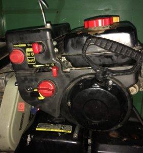 Мотор на снегоуборщик