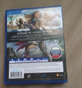 PS 4 игра Horizon  Zero Dawn PS4