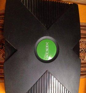 XBox Original (самый первый хвох)