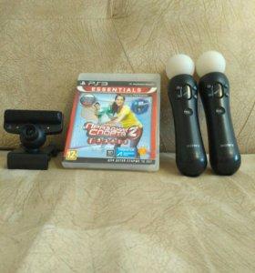 Move ps3/4, праздник спорта2,камера для ps3.