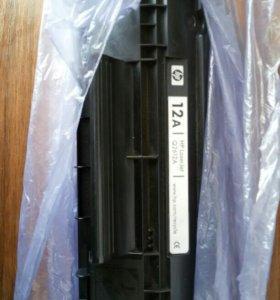 Картридж для принтера hp 12A