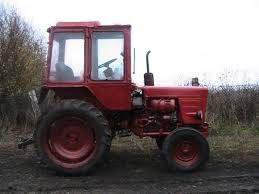 Трактор т25 с тележкой