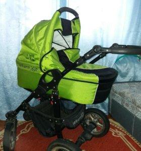 Детская коляска saturn