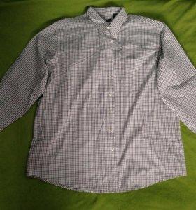 Новая мужская рубашка большого размера - 3XLT