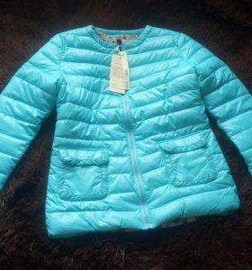 Куртка р-р 44(новая)