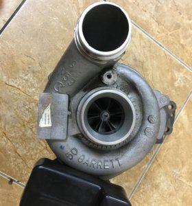 Турбина б/у мерседес ML350
