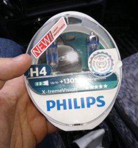 Philips X-tremeVision +130 H4