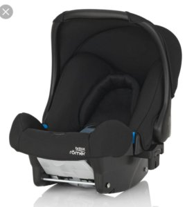 Автокресло 0+ Britax Roemer Baby-Safe