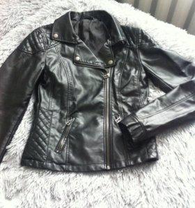 Куртка экокожа🔥