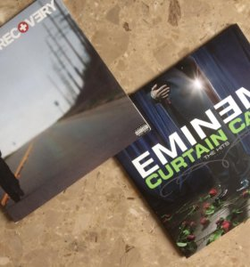 Eminem. Винил