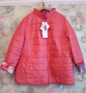Куртка 56размер