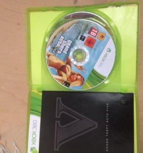 Xbox 360 ГТА-5