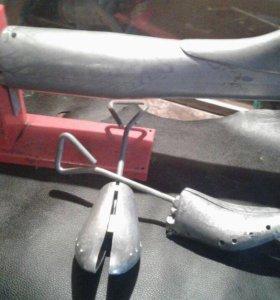 Оборудование для ремонта обуви