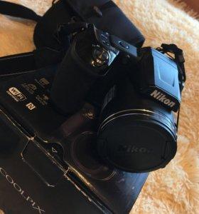 Цифровой фотоаппарат Nikon Coolpix L840 (черный)
