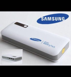 Power Bank 20000 mah Samsung на 3 USB