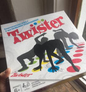 Игра Твистер twister