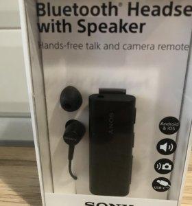 Sony SBH56 Black Гарнитура беспроводная
