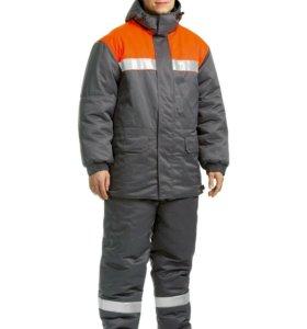 Отличный костюм для зимней рыбалки