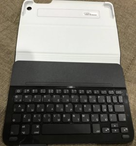 Bluetooth клавиатура для iPad mini logitech