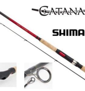 Shimano Catana DX 180L 3-14gr