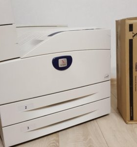Высокопроизводительный принтер Xerox Phaser 5500DN