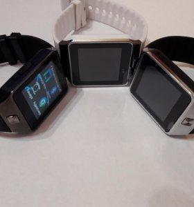 Smart watch (умные часы) + подарок!!!!