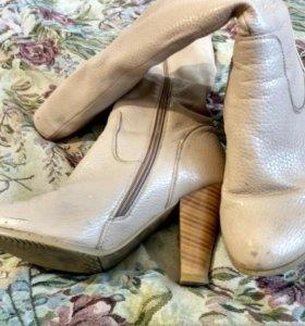 Сапоги, батильоны, ботинки
