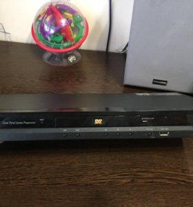 DVD плеер Pioneer DV-610AV-K