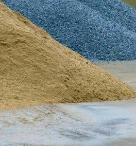Щебень,песок, Черназем,навоз,отсев