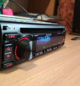 Kenwood-U353 USB-128GB