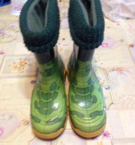 Обувь на слякоть