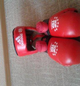 Боксёрская экипировка