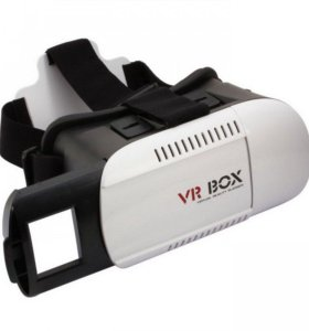 Очки+геймпад виртуальной реальности VR BOX новые