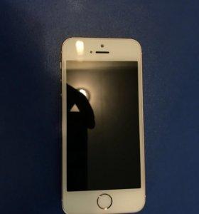 iPhone 5se rose gold 16gb