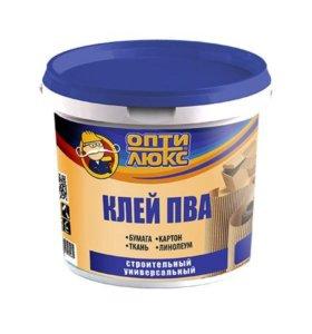 Клей Оптилюкс ПВА СУ 10 кг