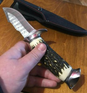 Нож, охотничий туристический