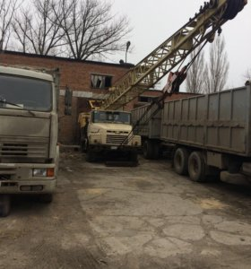 Автокран КС-4561АМ