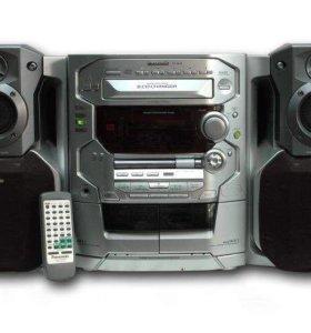 Музыкальный центр Panasonic SA-AK48 cd stereo