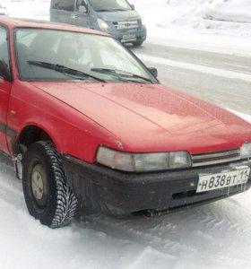 Mazda 626, 1991