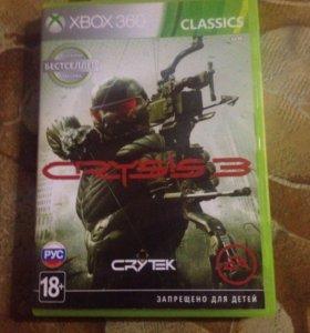 Игровой диск для Xbox 360