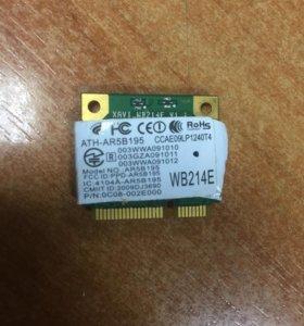 Модуль Wi-Fi + Bluetooh BT 3.0 ATH-AR5B195