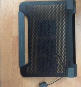 Подставка для ноутбука Cooler Master NotePal U3